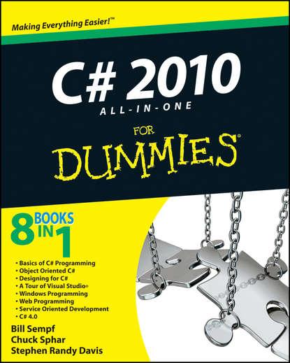 Bill Sempf C# 2010 All-in-One For Dummies dornfest asha hefferman linda microsoft expression web for dummies