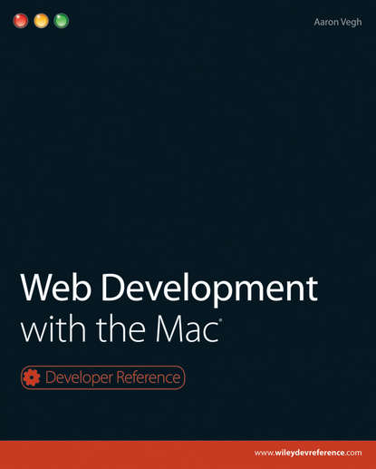Aaron Vegh Web Development with the Mac chambers writing for the web