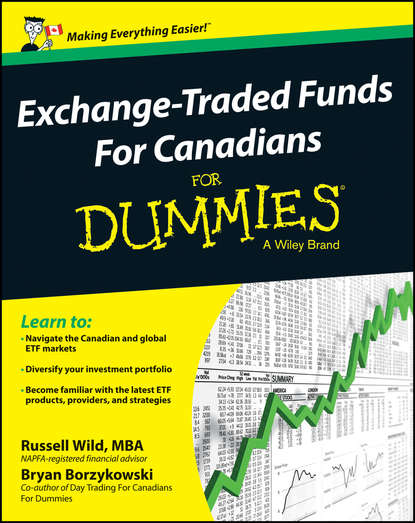 Russell Wild Exchange-Traded Funds For Canadians For Dummies wild russell borzykowski bryan exchange traded funds for canadians for dummies