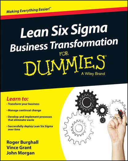 John Morgan Lean Six Sigma Business Transformation For Dummies john t moore chemistry ii for dummies