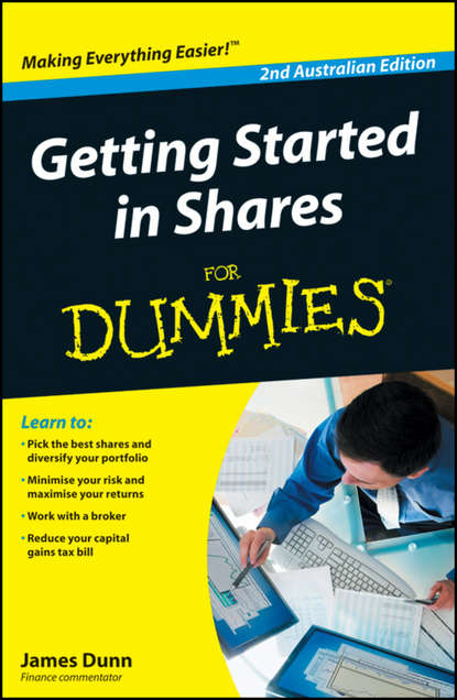 James Dunn Getting Started in Shares For Dummies phil oakley how to pick quality shares