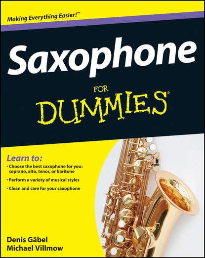 Michael Villmow Saxophone For Dummies mikael niemi popular music