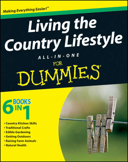 Tracy Barr Living the Country Lifestyle All-In-One For Dummies cooking across america country comfort