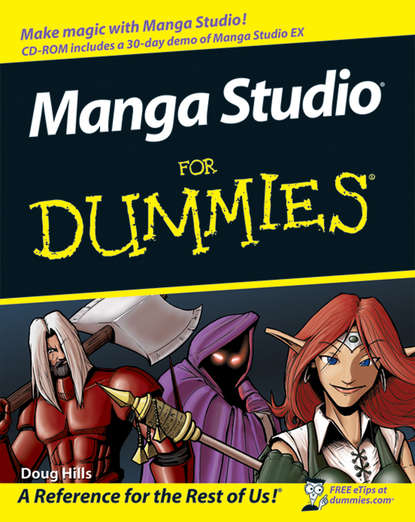 Doug Hills Manga Studio For Dummies