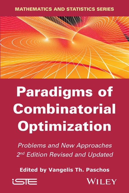 Vangelis Th. Paschos Paradigms of Combinatorial Optimization. Problems and New Approaches bing yan analysis and purification methods in combinatorial chemistry