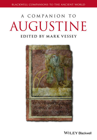 Mark Vessey A Companion to Augustine augustine