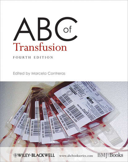 Marcela Contreras ABC of Transfusion jeffrey mccullough transfusion medicine