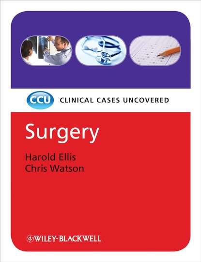 Watson Christopher Surgery, eTextbook. Clinical Cases Uncovered недорого