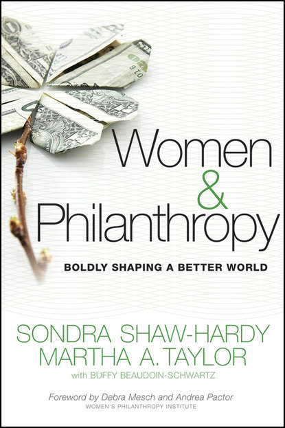 Sondra Shaw-Hardy Women and Philanthropy. Boldly Shaping a Better World a suit of stylish faux pearl rhinestone hollowed necklace and earrings for women