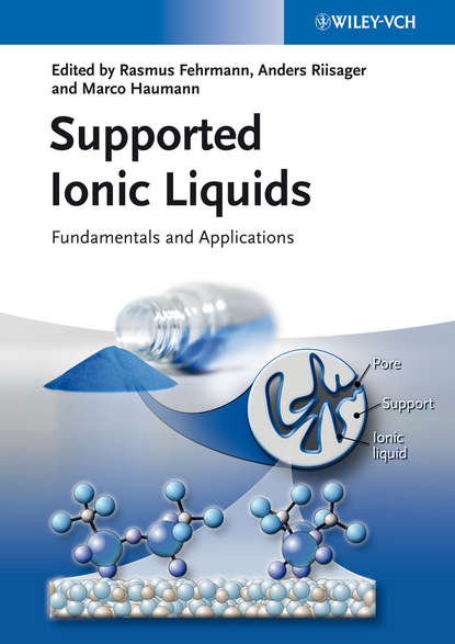 Фото - Группа авторов Supported Ionic Liquids группа авторов science of synthesis dual catalysis in organic synthesis 2