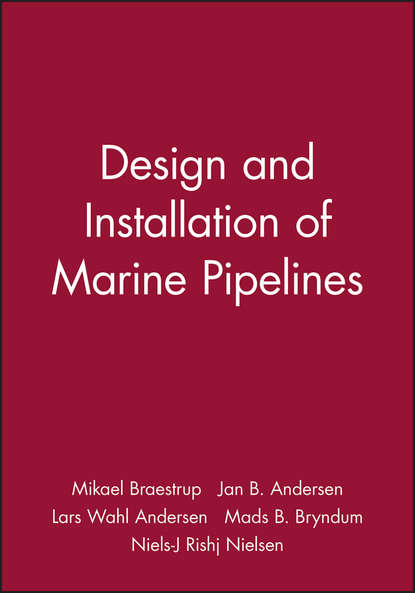 Mikael Braestrup Design and Installation of Marine Pipelines effect of sulphur and boron on physiological parameters of soybean