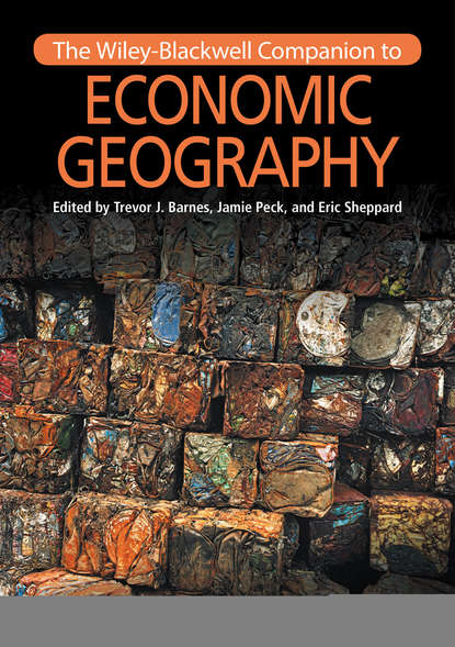 Группа авторов The Wiley-Blackwell Companion to Economic Geography osgood josiah a companion to persius and juvenal isbn 9781118301128