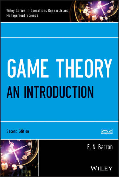 E. Barron N. Game Theory. An Introduction elton stoneman docker on windows second edition