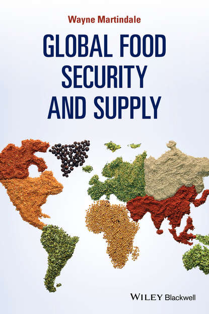 Wayne Martindale Global Food Security and Supply kate macdonald the politics of global supply chains