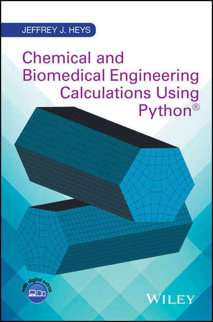 Jeffrey J. Heys Chemical and Biomedical Engineering Calculations Using Python numerical solution of electron number density