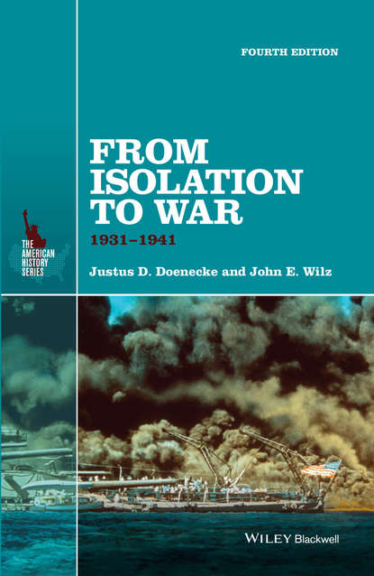 John Wilz E. From Isolation to War. 1931-1941 endangered species act boston harbor outfall hearing before the subcommittee on environment and natural resources of the committee on merchant congress first session on outfall constru