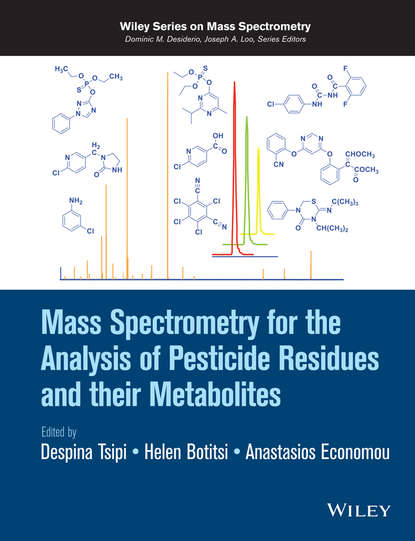 jian wang chemical analysis of antibiotic residues in food Despina Tsipi Mass Spectrometry for the Analysis of Pesticide Residues and their Metabolites