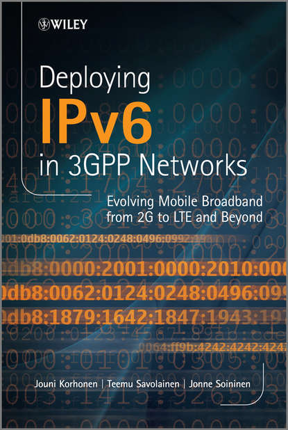 Jouni Korhonen Deploying IPv6 in 3GPP Networks. Evolving Mobile Broadband from 2G to LTE and Beyond malicious behavior in mobile adhoc networks