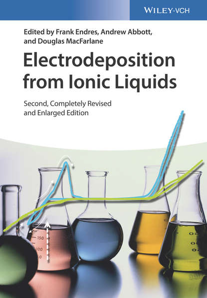 Группа авторов Electrodeposition from Ionic Liquids группа авторов supported ionic liquids