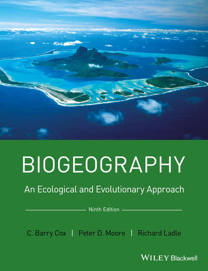 Richard Ladle Biogeography. An Ecological and Evolutionary Approach richard ladle biogeography an ecological and evolutionary approach