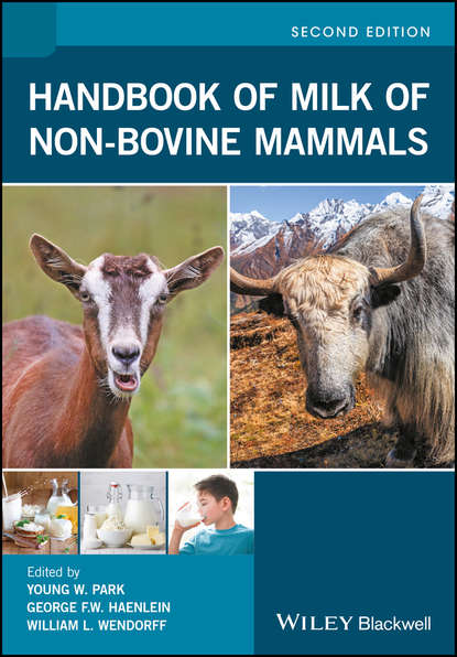 Young Park W. Handbook of Milk of Non-Bovine Mammals preventive and therapeutic modalities for control of bovine mastitis
