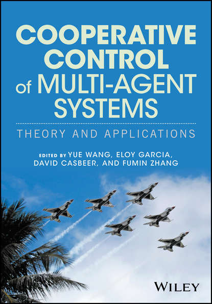 Группа авторов Cooperative Control of Multi-Agent Systems guanrong chen distributed cooperative control of multi agent systems