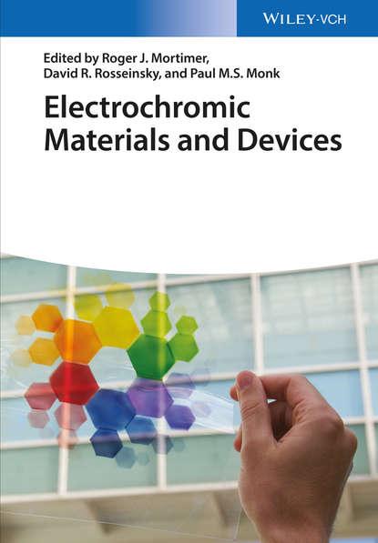 Фото - Группа авторов Electrochromic Materials and Devices группа авторов applications of metal organic frameworks and their derived materials