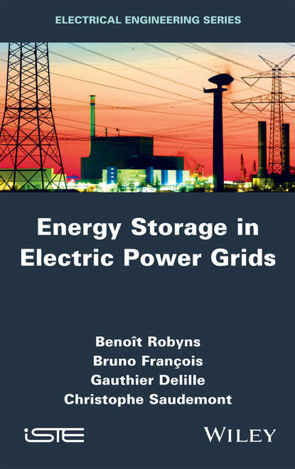 Benoit Robyns Energy Storage in Electric Power Grids development of storage system based on earth tube heat exchanger