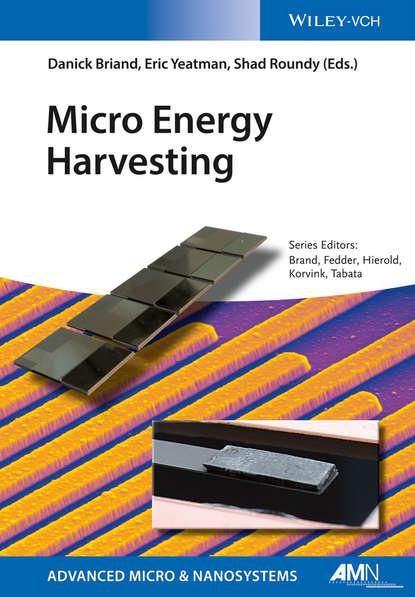 Oliver Brand Micro Energy Harvesting development of storage system based on earth tube heat exchanger