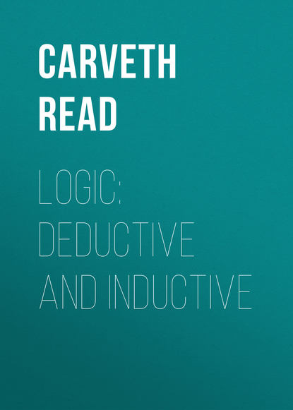 Carveth Read Logic: Deductive and Inductive magic inductive follow drawn line robot toy