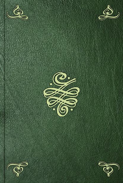 Charles Bonnet Oeuvres d'histoire naturelle et de philosophie. T. 3 charles bonnet oeuvres d histoire naturelle et de philosophie t 5