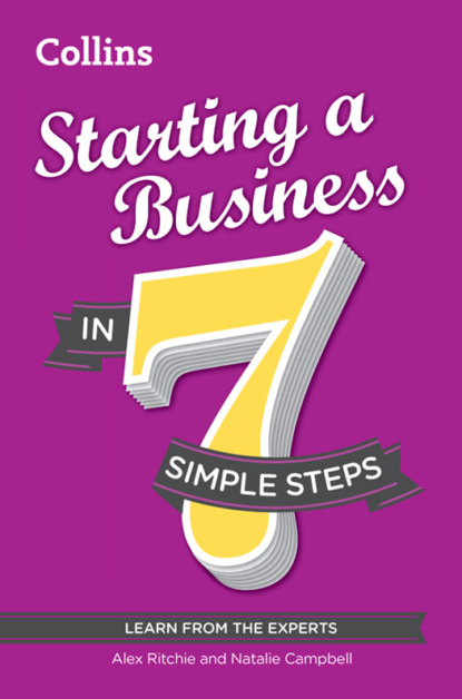 Alex Ritchie Starting a Business in 7 simple steps negotiation skills in 7 simple steps