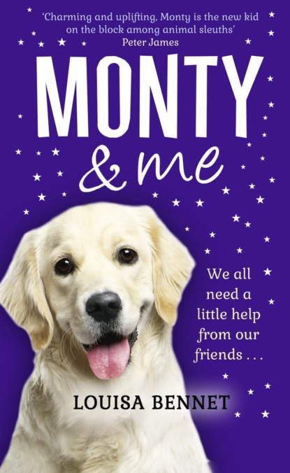 monty monkey Louisa Bennet Monty and Me: A heart-warmingly wagtastic novel!