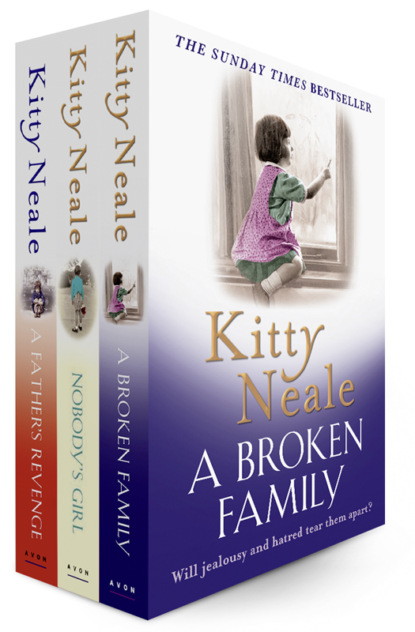 Kitty Neale Kitty Neale 3 Book Bundle stella maclean to protect her son
