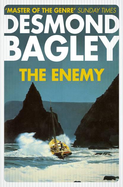 Desmond Bagley The Enemy desmond bagley the tightrope men the enemy