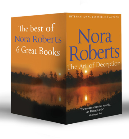 Нора Робертс Best of Nora Roberts Books 1-6: The Art of Deception / Lessons Learned / Mind Over Matter / Risky Business / Second Nature / Unfinished Business недорого