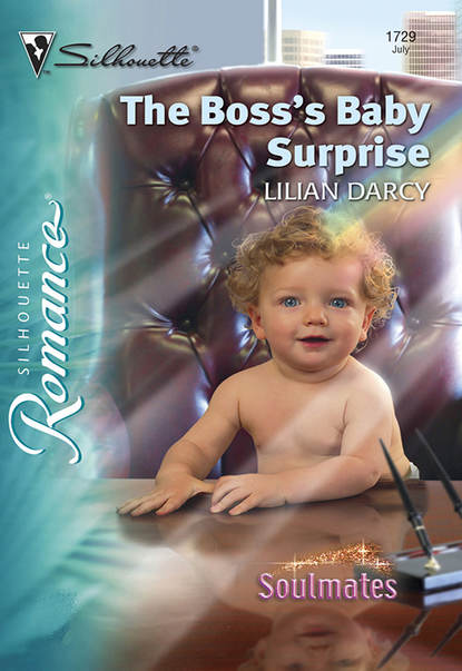 Lilian Darcy The Boss's Baby Surprise