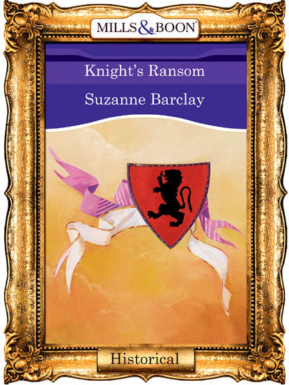 Suzanne Barclay Knight's Ransom blood ransom