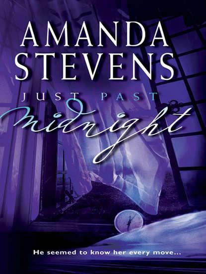 Amanda Stevens Just Past Midnight the darkest touch