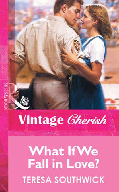 Teresa Southwick What If We Fall in Love? printio sheriff