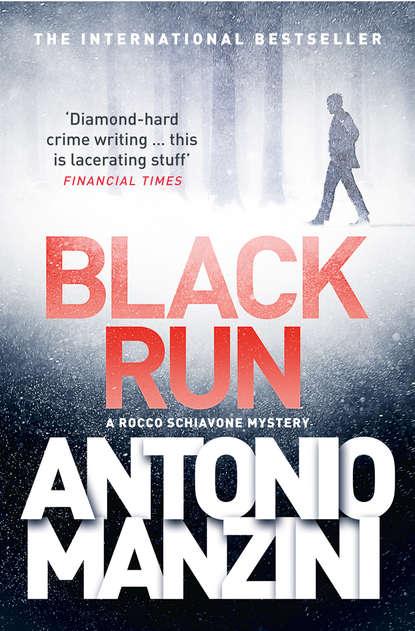 Antonio Manzini Black Run