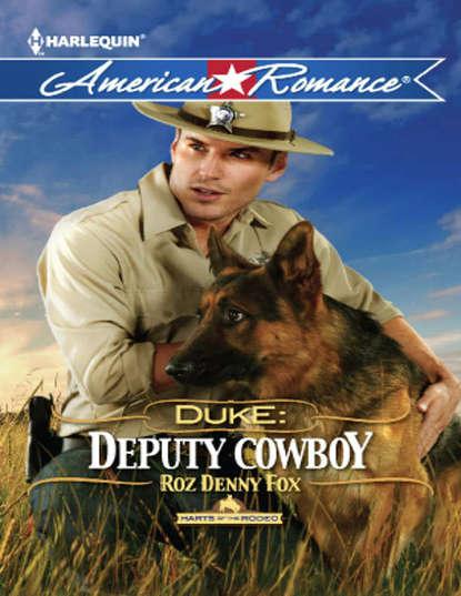 Roz Fox Denny Duke: Deputy Cowboy недорого