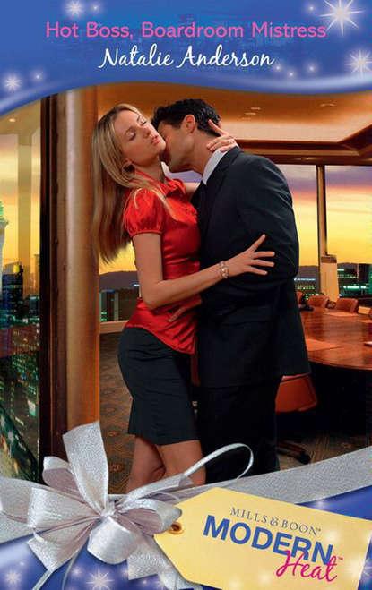 Natalie Anderson Hot Boss, Boardroom Mistress фото