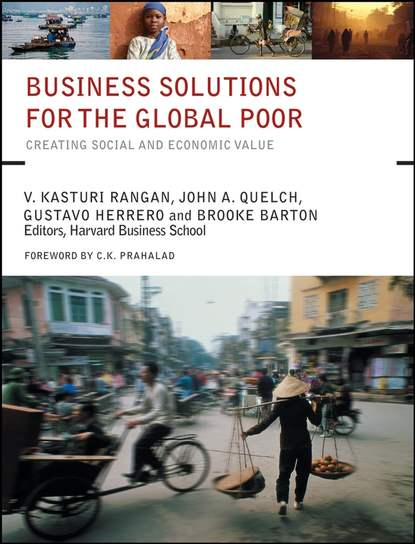 Gustavo Herrero Business Solutions for the Global Poor phil harkins leading the global workforce
