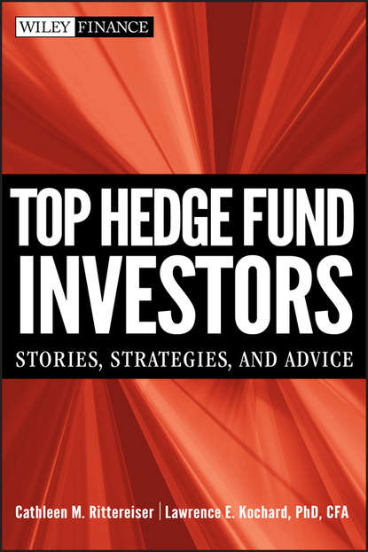 Lawrence Kochard E. Top Hedge Fund Investors francois duc market risk management for hedge funds