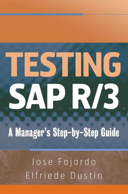 Elfriede Dustin Testing SAP R/3