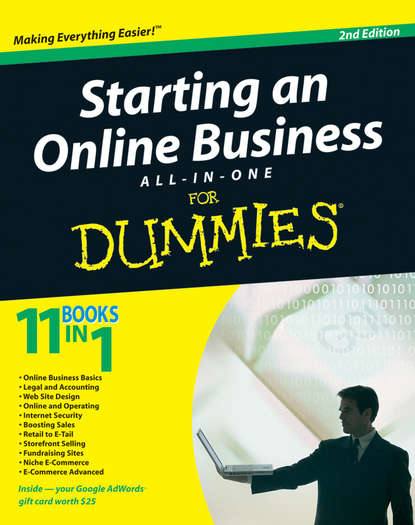 Фото - Joel Elad Starting an Online Business All-in-One Desk Reference For Dummies tony wilson manage your online reputation