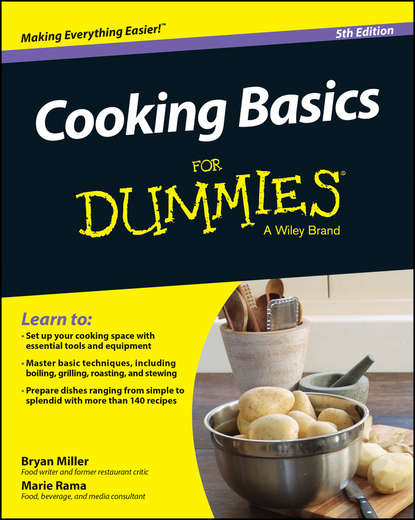 wine for dummies 5th edition Marie Rama Cooking Basics For Dummies