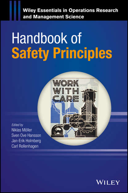 Фото - Jan-Erik Holmberg Handbook of Safety Principles jan o neill handbook for smart school teams the