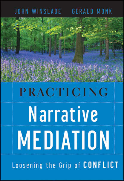diehl paul f international mediation John Winslade Practicing Narrative Mediation